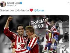 El fútbol se despide de Torres. Captura/Lopez3_a