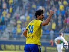Lekic anotó cinco tantos en 31 encuentros el pasado curso. LaLiga