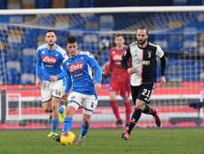 Il Napoli ritrova la vittoria. Twitter/SSCNapoli