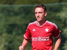 Denis Popovic seguirá en el Wisla hasta 2018. WislaKrakow