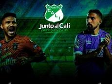 Deportivo Cali se refuerza con Menosse y Arrieta. AsoDeporCali