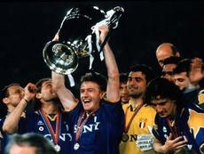 La Juventus accusée de dopage. AFP