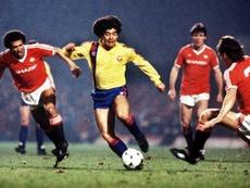 Maradona é o maior a nunca vencer uma Champions League, segundo site inglês. EFE