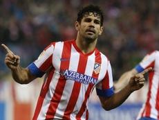 Diego Costa habría hecho las maletas... con destino a Madrid. EFE