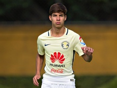 Lainez is considered one of Mexico's hottest young talents. America_FB