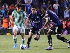 El Betis busca talento mexicano. RealBetis