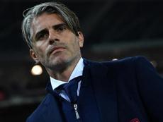Peñarol mantiene Diego López tras no encontrar sustituto. AFP