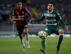 Diego Valdés se rompe y no estará con Chile. EFE
