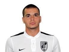 Diogo Gomes falleció en un accidente de tráfico. VitoriaGuimaraes
