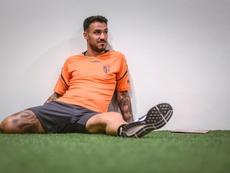 Diogo Viana é o novo reforço do Sporting de Braga. Twitter/SCBraga
