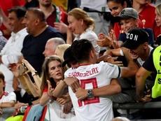 Milan want to sign Szoboszlai. AFP