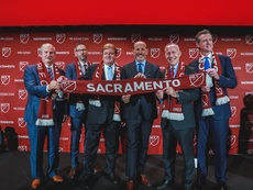 Sacramento Republic será equipo de MLS en 2022. Twitter/SacRepublicFC