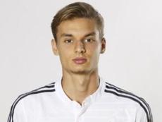 Dorian Babunski jugará en la Tercera de Japón. RealMadrid