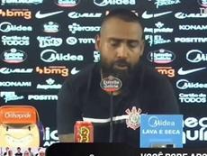 Interino, Coelho tenta tirar o Corinthians de péssima fase. DUGOUT