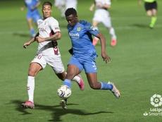 El Fuenla ganó por la mínima (1-0). LaLiga