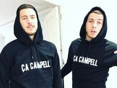 Irmão de Hazard fala sobre o jogador. Instagram/KylianHazard