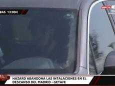 Ni Hazard ni Bale estaban convocados. Captura/ElGolazoDeGol