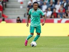 Le Bayern cible Eder Militao en remplacement de David Alaba. RealMadrid