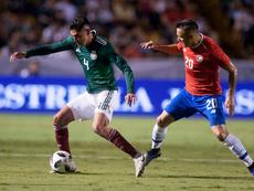 Édson Álvarez regresa al 'Tri'. AFP