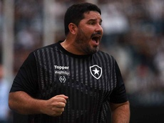 Eduardo Barroca dijo adiós al club. Botafogo