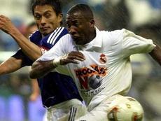 Edwin Congo, ancien joueur du Real, aurait été arrêté pour trafic de drogue. EFE