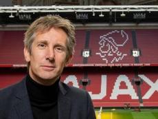 El Ajax renueva a Van der Sar hasta 2023. AjaxAFC