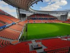 El Ural prefiere que la Liga Rusa se suspenda. Twitter/FCURAL