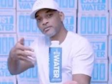 Will Smith y su marca de agua patrocinan Unión la Calera. Twitter/ulcsadpoficial