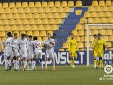 El Albacete venció en Santo Domingo. LaLiga