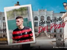 El Albacete confirmó dos fichajes este miércoles. Twitter/AlbaceteBPSAD