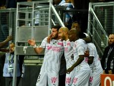 El Amiens gana al Marsella. Twitter/AmiensSC