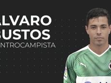 Álvaro Bustos llega al Racing. RealRacingClub