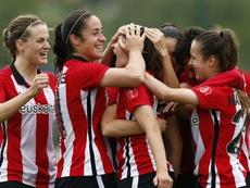El Athletic Femenino ha comenzado con buen pie la Champions. AthleticFemenino