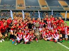 El Athletic se lleva el primer Carranza femenino. AthleticClub