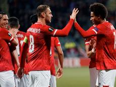 El AZ Alkmaar goleó a un muy débil Astana por 6-0. AZAlkmaar