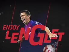 Lenglet is heading to Barcelona. FCBarcelona