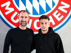 Un jeune espoir s'engage avec le Bayern Munich. FCBayern