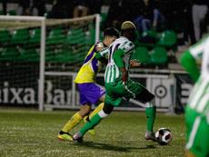El Betis sigue adelante en la Copa RFEF. RealBetis