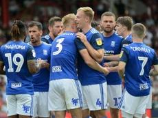 El Birmingham consiguió siete puntos en los últimos cuatro partidos. Twitter/BCFC