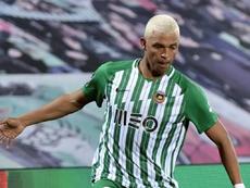 Un jugador particular. EFE/RioAveFC