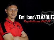 Emiliano Velázquez habló del gran valor que tiene haber derrotado al Huesca. RVMOficial