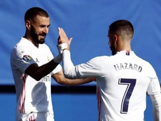 Real Madrid are without several key players for the game with Villarreal. EFE