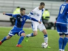 Mattila había rescindido con el Fredrikstad. EFE