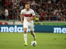 Liverpool volta a emprestar Phillips ao Stuttgart. VfB