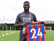 Fosu-Mensah, cedido al Crystal Palace. CPFC