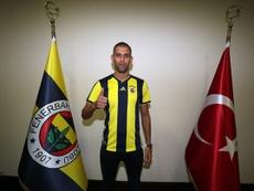 Islam Slimani jouera en Turquie. FernerbahçeSK
