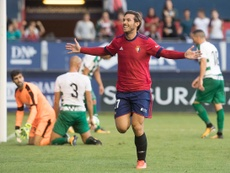 Xisco Jiménez llega a Uruguay para jugar en Peñarol. XiscoJimenez