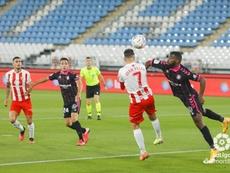 El Almería ganó con dos penaltis y tras serle anulado un gol. LaLiga