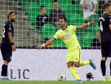 El Getafe no se puede permitir una derrota ante el Krasnodar. EFE