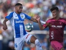 El Leganés arrolló al Albacete en su torneo. Twitter/CDLeganes